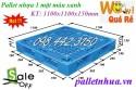 Pallet nhựa 1100x1100x150mm giá siêu rẻ call 0984423150 – Huyền