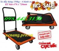 Xe đẩy hàng 150kg giảm giá sốc giá siêu rẻ call 0984423150 – Huyền