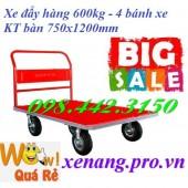 Xe đẩy 600kg – Xe đẩy hàng 600kg giảm giá cực sốc call 0984423150 – Huyền