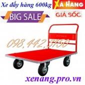 Giảm giá cực sốc xe đẩy 600kg, xe đẩy hàng 600kg call 0984423150 – Huyền