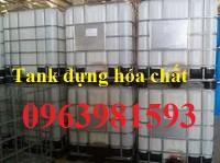 Cung cấp bồn chứa hóa chất 1000l, bồn hóa chất, bồn nhựa 1000 lít giá rẻ