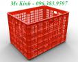 giá rổ nhựa 26 bánh xe dùng trong ngành may, mua thùng nhựa, bán sóng nhựa