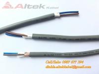 Có sẵn cddieeieeuf khiển 2 lõi- Nhà phân phối cáp điều khiển Altek Kabel