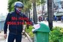 Thùng rác nắp hở công cộng,thùng rác vỉa hè giá rẻ