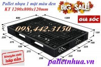 Pallet nhựa 1200x800x120mm giá siêu rẻ call 0984423150 – Huyền