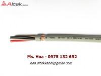 Cáp điều khiển/Cáp tín hiệu 7 lõi x1.5 mm2 – Chống nhiễu – Có sẵn – Toàn quốc