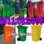 Phân phối thùng rác 120L 240L giá rẻ tại kiên giang- thùng rác chuyên sỉ lẻ giá