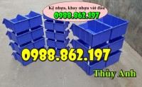 khay đựng ốc vít, khay nhựa giá rẻ, kệ nhựa giá rẻ, thùng nhựa cơ khí giá rẻ, kh