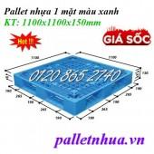 Giá pallet nhựa 1100x1100mm rẻ nhất tại Sài Gòn call 01208652740 – Huyền