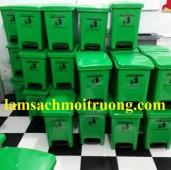 Bán thùng rác y tế, thùng rác 90l, thùng đựng chất thải bệnh viện