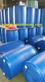 Thùng phuy nắp kín, thùng phuy nhựa 220 lít, thùng phuy nhựa giá rẻ