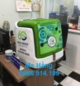 Thùng giao hàng trà sữa,thùng giao hàng bưu phẩm giá rẻ