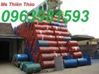Cung cấp thùng 220l đựng hóa chất, thùng phuy sắt, thùng phuy giá rẻ