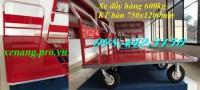 Xe đầy hàng 500kg, xe đẩy hàng 600kg giá rẻ call 0984423150 – Huyền