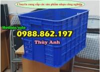 sóng nhựa rỗng Hs005,sọt nhựa cao 39,Sọt nhựa công nghiệp, sọt nhựa cao 39, sọt