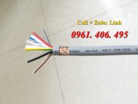 Sẵn hàng dây cáp tín hiệu lõi mềm 6 lõi Altek Kabel hàng nhập khẩu
