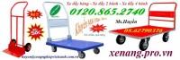 Xe đẩy hàng, xe đẩy 150kg đến 600kg giá siêu rẻ chỉ từ 500.000đ call 01208652740