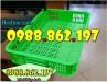 Thùng nhựa rỗng hs010 , thùng nhựa rỗng 2T, thùng nhựa rỗng, sóng nhựa bít, kha