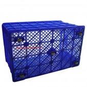 Sóng nhựa rỗng 5 bánh xe, sóng nhựa HS0199, sóng nhựa đựng hàng gia công giá rẻ