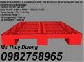 0982758965 - Pallet nhựa, pallet công nghiệp, pallet mặt bông, pallet kê hàng