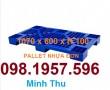 Phân phối Pallet nhựa toàn quốc, pallet kê hàng, pallet nhựa, pallet nâng hàng