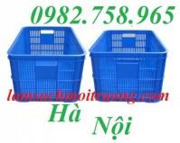 Chuyên cung cấp sóng nhựa rỗng, rổ nhựa, sọt nhựa công nghiệp giá rẻ