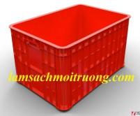 Chuyên cung cấp các loại sóng nhựa, thùng nhựa đặc, khay đựng linh kiện giá rẻ
