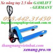Xe nâng tay 2.5 tấn M25D GAMLIFT giá sốc call 0984423150 – Huyền