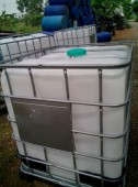 Chuyên cung cấp tank nhựa, Tank IBC 1000 lít, thùng nhựa 1000 lít giá rẻ