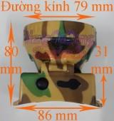 Đèn đeo đầu sạc YD-323