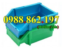 Khay nhựa A5 đựng linh kiện, kệ nhựa kim khí, khay nhựa đựng ốc vít, kệ nhựa giá