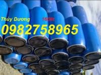 Chuyên bán buôn, bán lẻ thùng phuy nhựa 150l, 220, 220l, phuy đựng nước