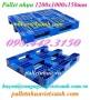 Pallet nhựa xanh 1200x1000x150mm PL466 giá rẻ call 0984423150 Huyền