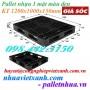 Pallet nhựa đen 1200x1000x150mm mới 100‰ giá rẻ call 0984423150 Huyền