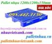 Pallet nhựa 1200x1200x150mm giá cực sốc call 0984423150 – Huyền