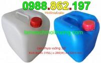 Can nhựa giá rẻ,can nhựa, can nhựa đựng hóa chất, can nhựa đựng  xăng dầu
