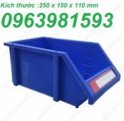 Bán kệ dụng cụ, sóng nhựa bít, hộp nhựa đặc, khay đựng linh kiện giá rẻ