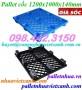 Pallet nhựa 9 chân gù KT 1200x1000x140mm giá rẻ call 0984423150 Huyền
