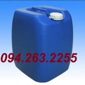 Can, can 30 lít, can 30l, can nhựa 20l.