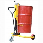 Xe nâng đẩy thùng phuy DT250 kẹp phuy 250kg