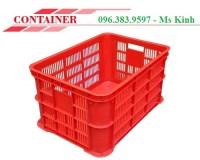 nơi bán rổ nhựa, thùng nhựa, kệ dụng cụ chất lượng tốt giá rẻ ở hcm