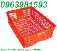Chuyên cung cấp sóng nhựa rỗng, sóng nhựa HS011, sọt nhựa quai sắt, sóng nhựa