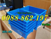 Thùng nhựa đặc A4, sóng nhựa bít A4, thùng chứa A4, khay nhựa A4 thùng nhựa đặc