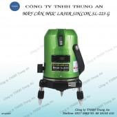 Máy cân mực Laser tia xanh Sincon SL-223G