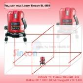 Máy vạch đường chuẩn Laser SL 222