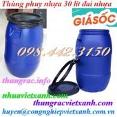 Thùng phuy nhựa 30 lít giá siêu rẻ call 0984423150 – Huyền