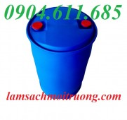 Thùng phuy 200l nắp nhỏ, thùng phuy đựng hóa chất, thùng phuy nhựa