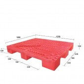 Pallet kê hàng mới, pallet nhựa mặt bông, pallet nhựa liền khối, pallet lót sàn