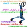 Xe nâng di chuyển phuy 250kg DP25 Gamlift - Germany giá siêu rẻ call 0984423150