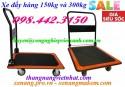 Xe đẩy hàng 150kg và 300kg giá siêu rẻ, siêu cạnh tranh gọi ngay 0984423150